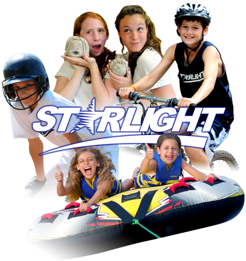 Activities at Camp Starlight